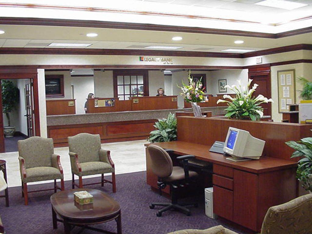 Bank Lobby 01