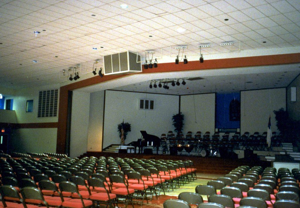 Bay Area Baptist - Before