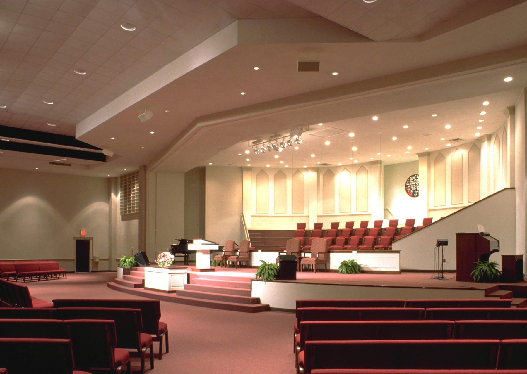 Bay Area First Baptist Church Sli Group