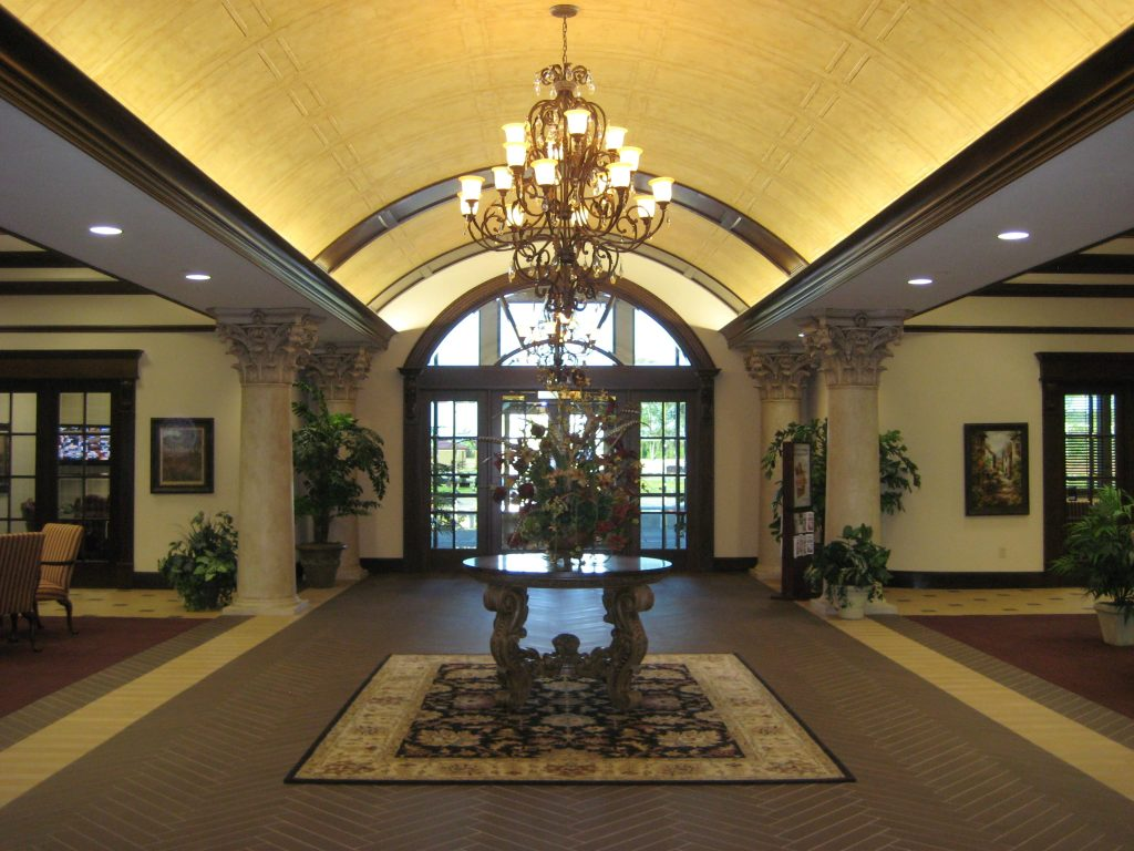 Community Bank - Home Office - Lobby